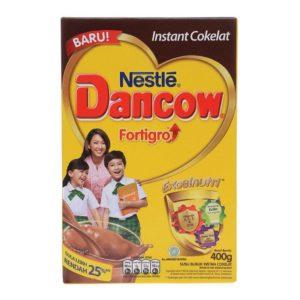 Dancow Fortigro Instant Choco 400g