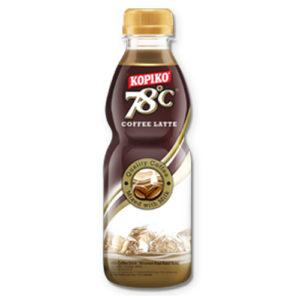 Kopiko 78C Coffe Latte 240ml