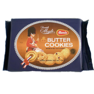 MD BUTTER COOKIES 150G
