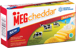 Meg Cheedar 180gr