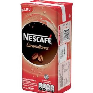 Nescafe UHT Caramel 200ml