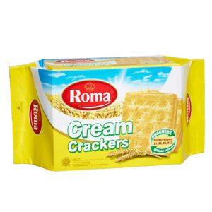 Roma Cream Crackers 135g