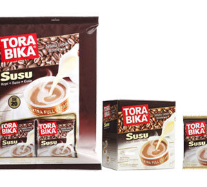 Torabika Xtra Full Cream 33g