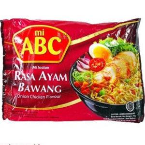 ABC BAG Rasa Ayam bawang