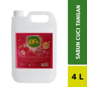 KIFA HANDSOAP STWBERRY 4LT