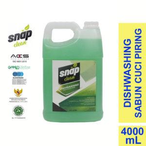 SNAP DISHWASING 400L